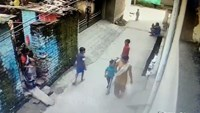 Fear of women gang in capital Ranchi Carrying out the crime together with children, 'imprisoned' in CCTV